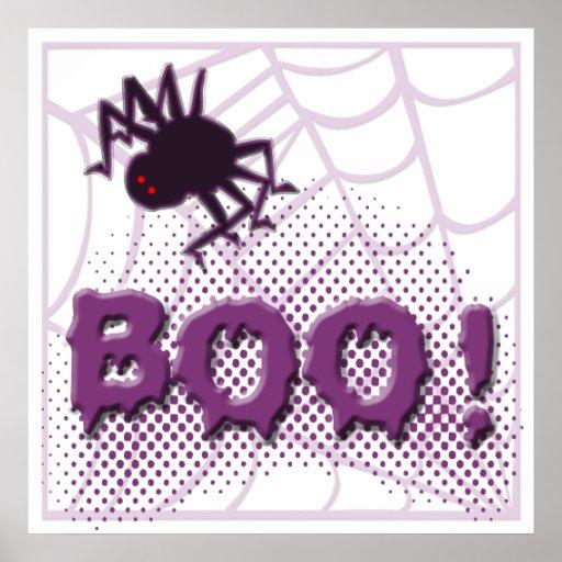 Araignée effrayante posters