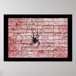 Araignée Poster