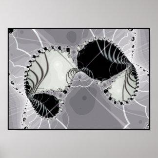 araignées poster