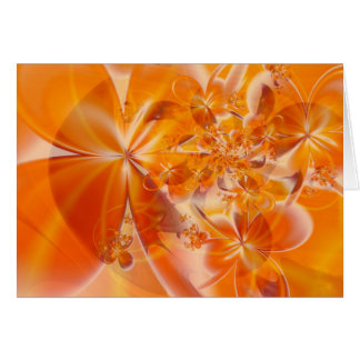 Arancio Greeting Card