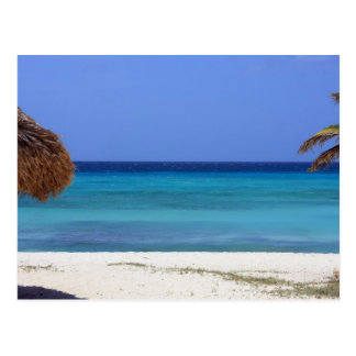 Arashi beach postcard
