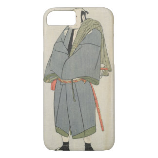 Arashi Ryu_zo as Heiemon, 1795 iPhone 7 Case
