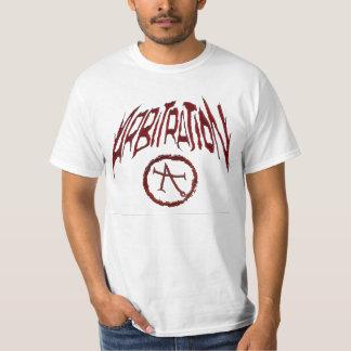 Arbitration shirt (white)
