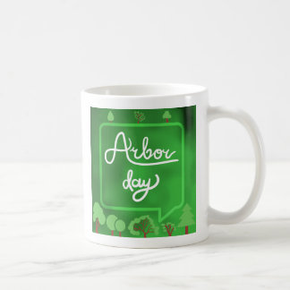 Arbor Day Basic Coffee Mug