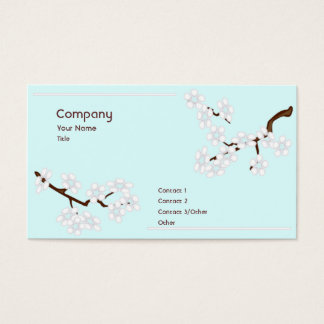 Arbor Day Business Card