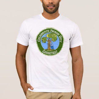 Arbor Day Connecticut T-Shirt