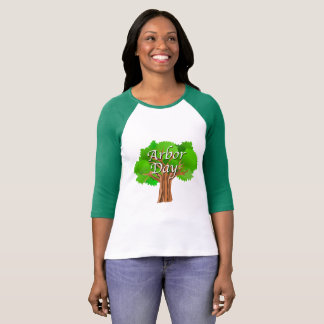Arbor Day Holiday T-Shirt
