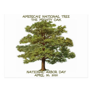 ARBOR DAY NATIONAL POSTCARD