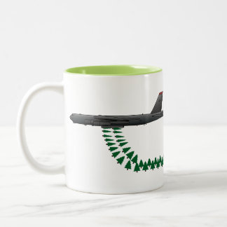 Arbor Day Surprise Two-Tone Coffee Mug
