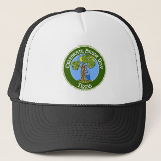 Arbor Day Texas Trucker Hat