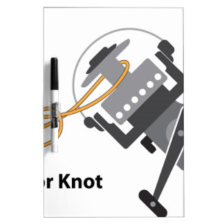 Arbor knot Marked diagram vector illustration Dry Erase Board