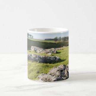 Arbor Low Stone Circle in Derbyshire photo Coffee Mug