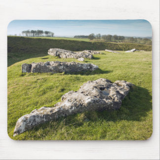Arbor Low Stone Circle in Derbyshire photo Mouse Pad