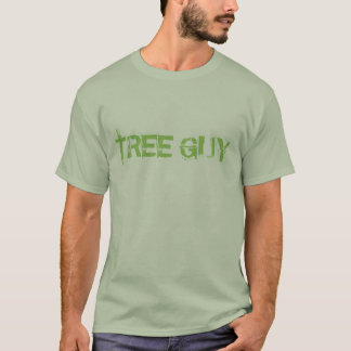 Arborist or naturalist t-shirt