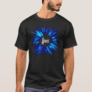 Arborist Star Explosion T-Shirt