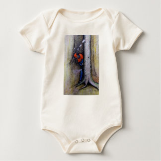 Arborist tree surgeon stihl husqvarna baby bodysuit