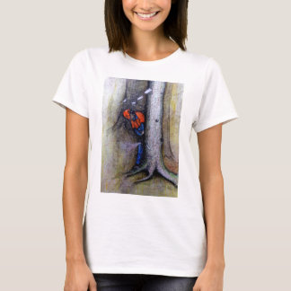 Arborist tree surgeon stihl husqvarna T-Shirt