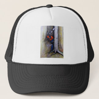 Arborist tree surgeon stihl husqvarna trucker hat