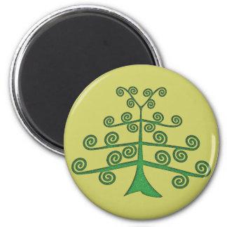 Arborvitae tree OF life Magnet