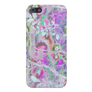 Arbre dans le dark-31a iPhone 5 case