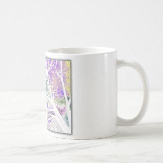 arbre dans le dark-33 mugs à café