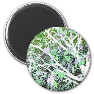 arbre dans le dark-55a magnets pour réfrigérateur