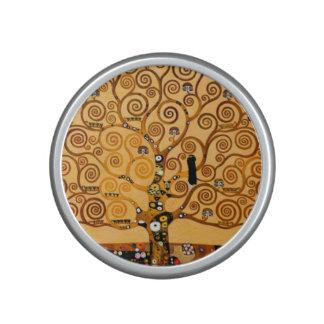 Arbre de la vie par des beaux-arts de Gustav Klimt Haut-parleur