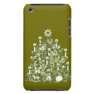 Arbre de Noël 2 Étuis iPod Touch
