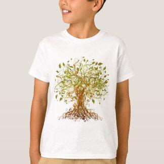 Arbre moderniste coloré 13 t-shirt