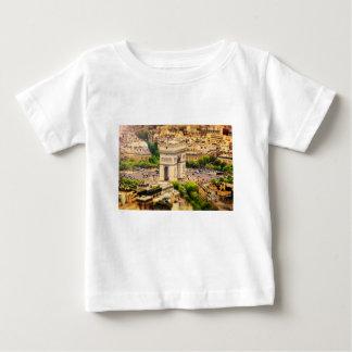 Arc de Triomphe de l'Étoile, Paris, France Baby T-Shirt