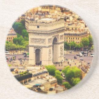 Arc de Triomphe de l'Étoile, Paris, France Coaster