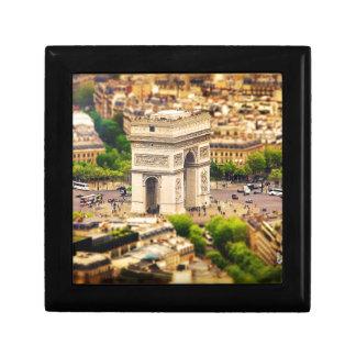 Arc de Triomphe de l'Étoile, Paris, France Gift Box