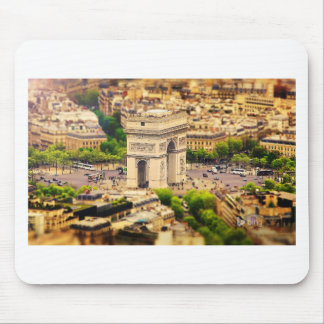 Arc de Triomphe de l'Étoile, Paris, France Mouse Pad
