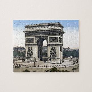 Arc de Triomphe - de l'Etoile Jigsaw Puzzle