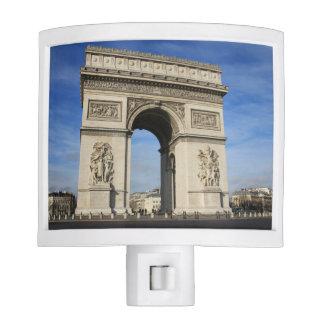 Arc de Triomphe Nite Lights