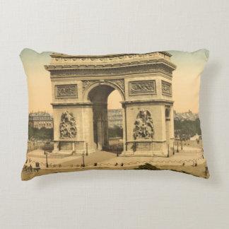 Arc de Triomphe, Paris, France Accent Pillow