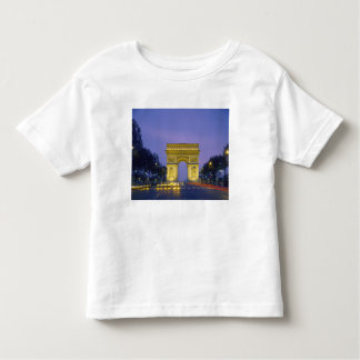 Arc de Triomphe, Paris, France, Toddler T-shirt