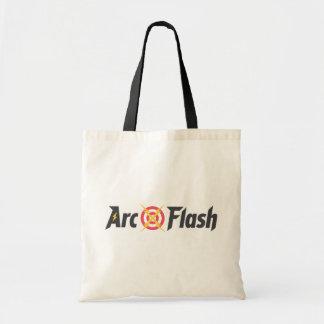 Arc Flash Tote Bag