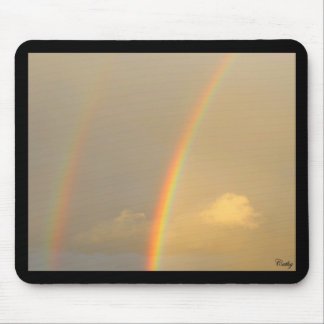 Arc in sky mouse pad