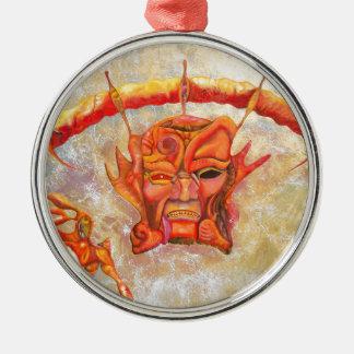arc metal ornament