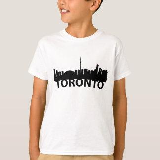 Arc Skyline Of Toronto Ontario Canada T-Shirt