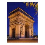 Arc_Triomphe Post Card