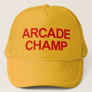 Arcade Champ Trucker Hat