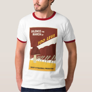 Arcade game propaganda poster - as a tshirt