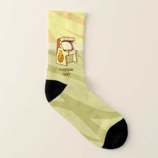 Arcade machine socks
