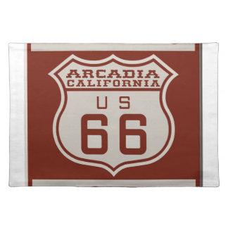 ARCADIA66 PLACEMAT
