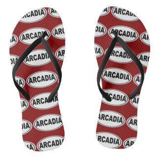 Arcadia California Flip Flops
