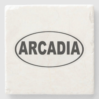 Arcadia California Stone Beverage Coaster