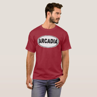 Arcadia California T-Shirt