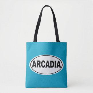 Arcadia California Tote Bag